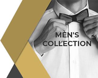 Men's fashion designer wear collection