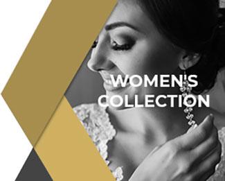 Womens fashion designer wear collection
